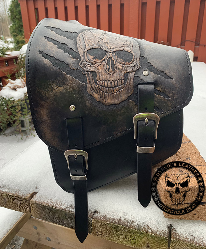 Dyrvik´s Leather Sadel och läderhantverk 2020